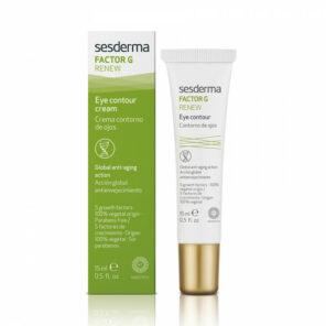 Sesderma Крем для зоны вокруг глаз FACTOR G RENEW Eye contour cream, 15 мл