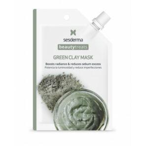 Sesderma Маска глиняная для лица Green clay mask, 25 мл