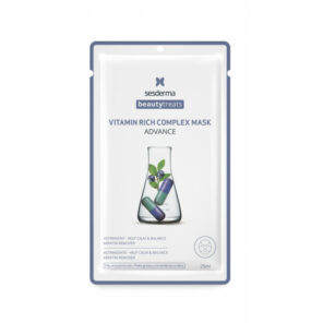 Sesderma Маска для сияния кожи Vitamin rich complex mask, 1 шт