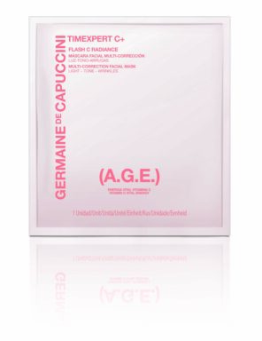 Germaine de Capuccini TIMEXPERT C+ FLASH C RADIANCE MULTICORRECTION FACIAL MASK Маска с витамином С, 15 шт