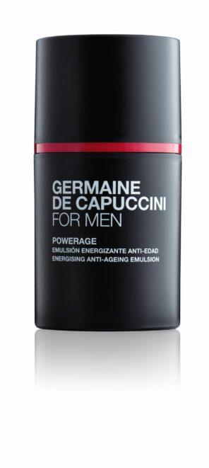 Germaine de Capuccini FOR MEN Омолаживающая эмульсия, 50 мл