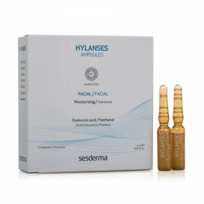 Sesderma Увлажняющее средство в ампулах HYLANSES, 2 мл х 5 ампул
