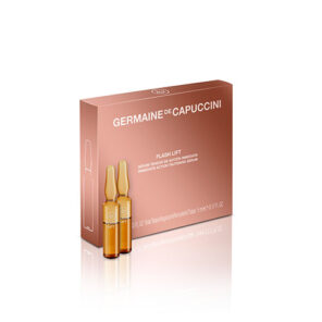 Germaine de Capuccini OPTIONS Концентрат с эффектом подтяжки, 1 мл х 5 ампул