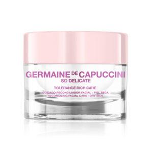 Germaine de Capuccini SO DELICATE TOLERANCE RICH CARE Крем успокаивающий для сухой кожи, 50 мл