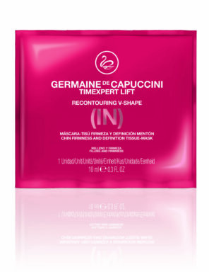 Germaine de Capuccini TimExpert Lift (In) Chin Firmness and Definition Tissue-Mask Реконтурирующая маска V-Shape, 2 шт.