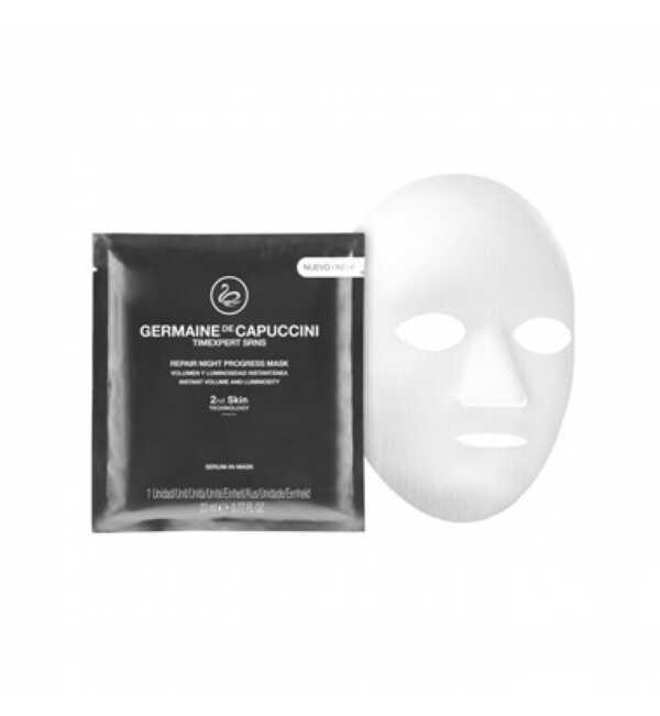 Germaine de Capuccini TIMEXPERT SRNS REPAIR NIGHT PROGRESS MASK Регенерирующая маска для лица, 2 шт