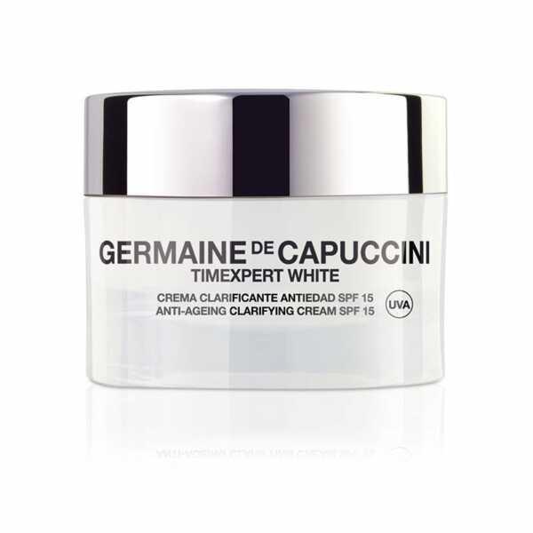 Germaine de Capuccini TIMEXPERT WHITE ANTI-AGEING CLARIFYING CREAM SPF15 Крем для коррекции пигментных пятен, 50 мл