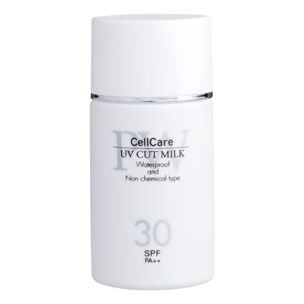 Amenity cellcare uv cut milk SPF 30 Дневной увлажняющий флюид, 30 мл