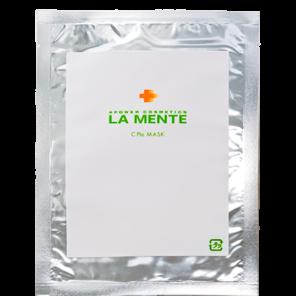 La Mente С Pla Mask Маска красоты с плацентой и витамином С, 1 шт