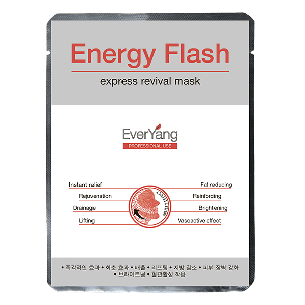 EverYang Маска мгновенной красоты Energy Flash, 1 шт