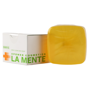 La Mente Aha mild peeling soap Мыло Красоты с АНА-кислотами, 100 гр