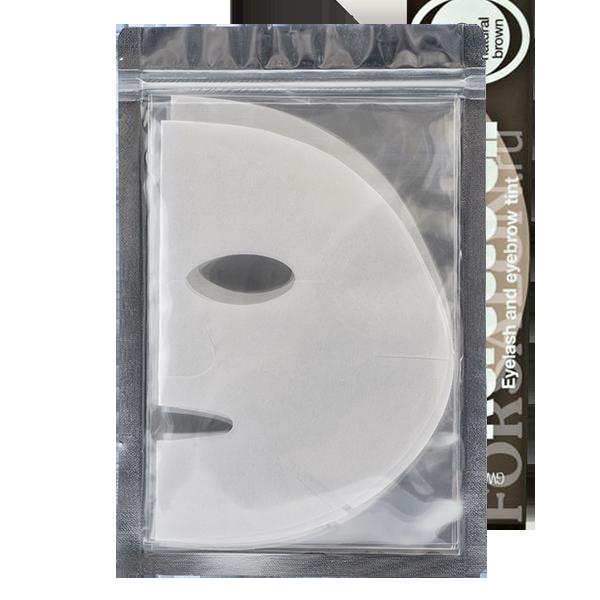 Carboxy CO2 Gel Mask Набор карбокси масок СО2 для лица и шеи (карбокситерапия), 5 комплектов
