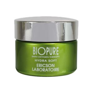 Ericson Laboratoire Biopure Увлажняющий и восстанавливающий крем для нормальной и комбинированной кожи, 50 мл