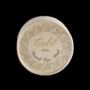 Amenity Шелковые патчи для век «Золото», 60 шт