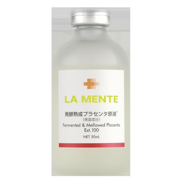 La Mente Fermented mellowed placenta extract 100 Экстракт для лица с ферментированной плацентой, 50 мл