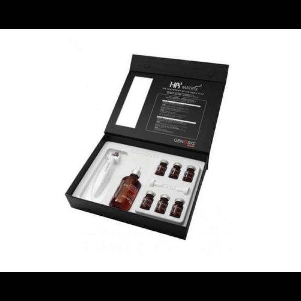 Genosys HR3 Matrix Mesopecia Kit Набор для ухода за волосами и кожей головы