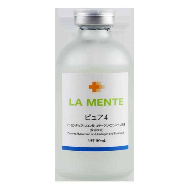 La Mente Pure 4 essence 4-компонентный клеточный экстракт, 50 мл