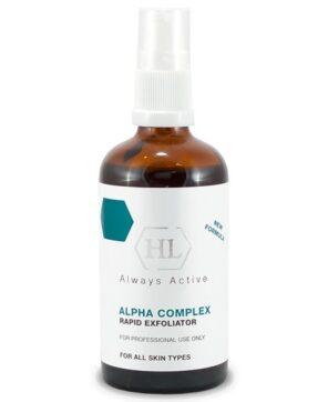 Holy Land Alpha Complex Rapid Exfoliator химический пилинг для всех типов кожи, 100 мл