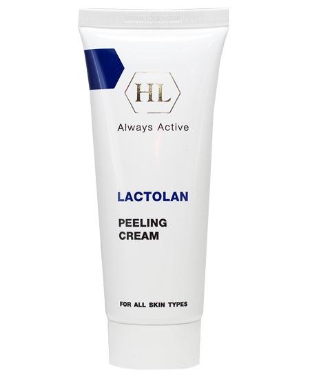 Holy Land Lactolan пилинг-крем для очищения кожи любого типа, 70 мл