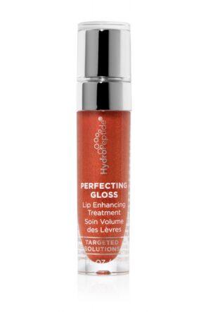 Hydropeptide Perfecting Gloss увеличивающий объем и увлажняющий крем для губ. Красный (Gloss Santorini Red)