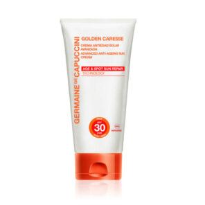Germaine de Capuccini Антивозрастной солнцезащитный крем SPF30 Golden Caresse, 50 мл