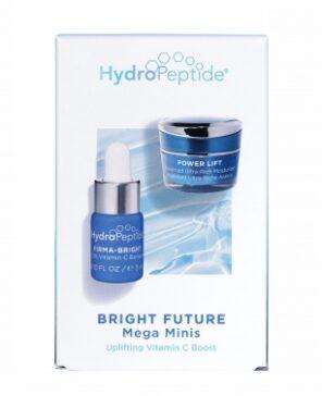 Hydropeptide Мини набор для мощного лифтинга и сияния кожи (Ремоделирующий бустер - 3 мл, Обогащенный крем для интенсивного лифтинга - 5 мл)