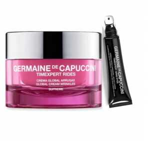 Набор Germaine de Capuccini Крем для коррекции морщин Supreme + TIMEXPERT SRNS Крем для глаз с детокс-формулой, 50 мл + 15 мл
