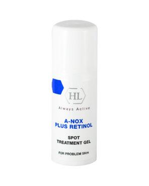 Holy Land A-NOX plus RETINOL Spot Treatment Gel Рассасывающий и стимулирующий заживление точечный гель для жирной и проблемной кожи, 20 мл