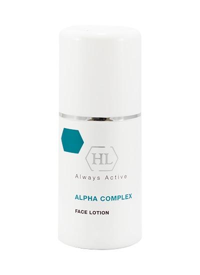 Holy Land ALPHA COMPLEX Face Lotion Лосьон-пилинг с тонизирующим и подтягивающим действием для всех типов кожи, 125 мл
