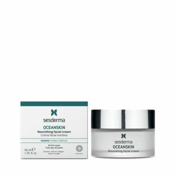 Sesderma OCEANSKIN Nourishing facial cream Крем питательный для лица, 50 мл