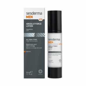 Sesderma MEN Absolut force lotion Ревитализирующий лосьон для мужчин, 50 мл