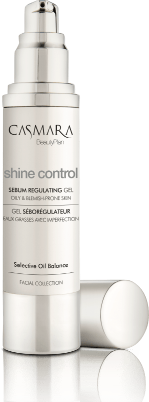 """Casmara Shine control sebum regulation gel - Касмара Гель для лица """"Себоравновесие"""", 50 мл"""