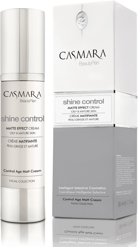 Casmara Shine control matte effect cream - Касмара Матирующий крем, 50 мл