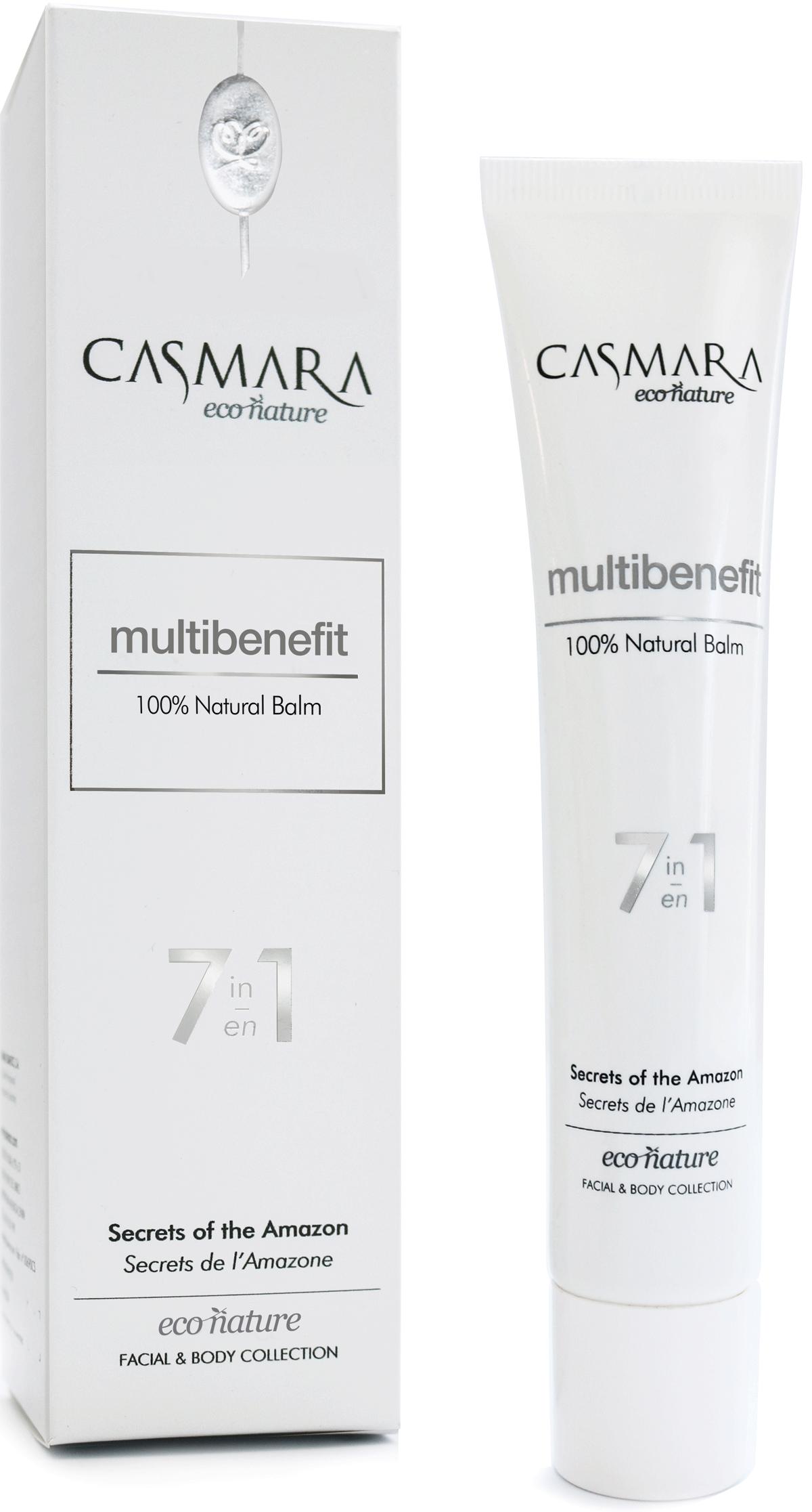 Casmara Multibenefit balm - Касмара Мультифункциональный бальзам 7 в 1, 50 мл