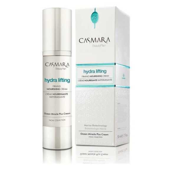 Casmara Hydra lifting firming nourishing cream - Касмара Питательный укрепляющий крем «Чудо океана», 50 мл