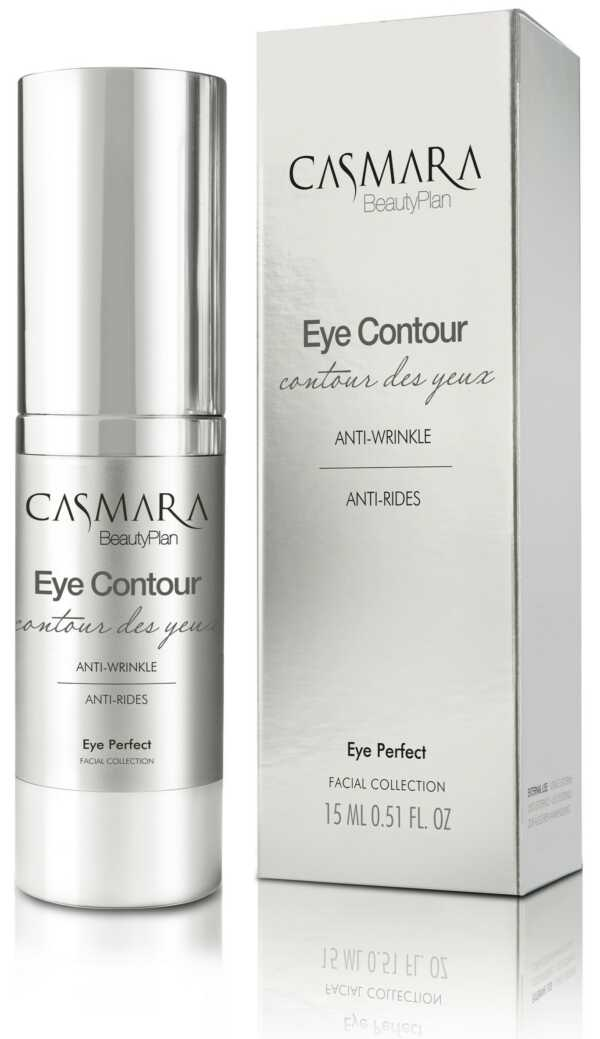 Casmara Eye contour anti-wrinkle cream - Касмара Крем для области вокруг глаз против морщин, 15 мл