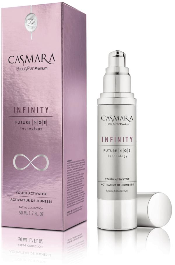 Casmara Infinity cream - Касмара Крем омолаживающий «Инфинити», 50 мл