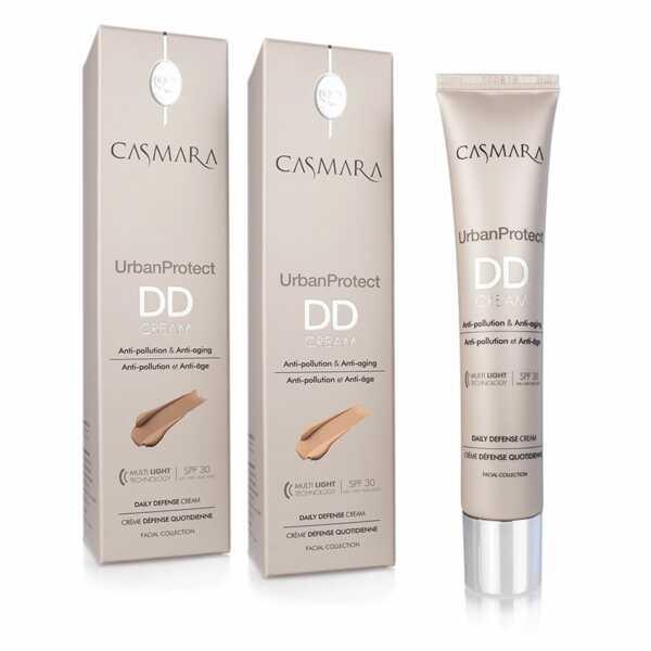 Casmara Daily defense cream SPF30 - Касмара Крем дневной защитный СЗФ30, 50 мл