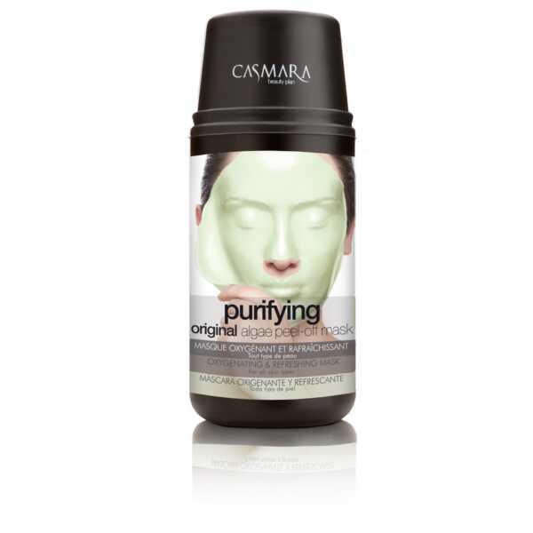 Casmara Longevity algae peel-off mask - Касмара альгинатная маска Долголетие, крем 4 мл + гель 82 мл + порошок 32 гр