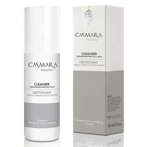 Casmara Cleanser oily skin - Касмара Очищающее средство для жирной кожи, 150 мл