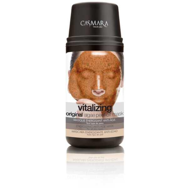 Casmara Vitalizing algae peel-off mask - Касмара альгинатная маска Оживление, крем 4 мл + гель 82 мл + порошок 32 гр