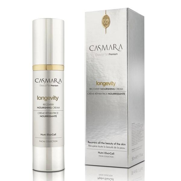 Casmara Longevity recovery nourishing cream - Касмара Питательный восстанавливающий крем, 50 мл