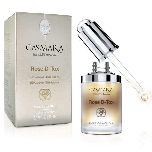 Casmara Rose D-Tox super-concentrate - Касмара Супер-концентрат «Роза Д-Токс», 30 мл