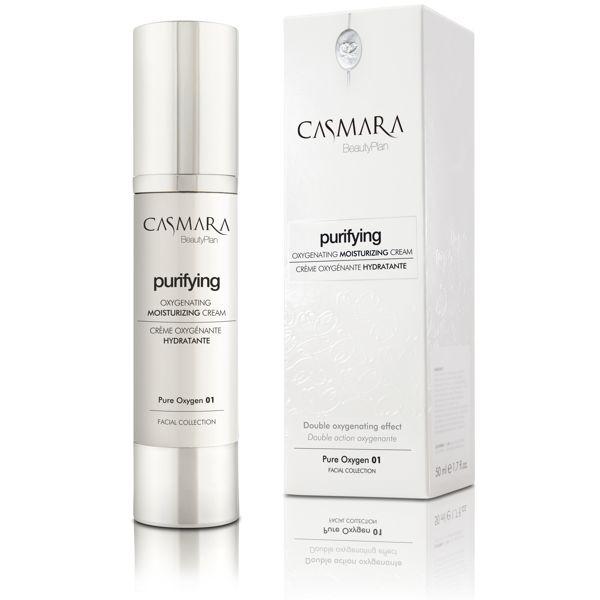 Casmara Purifying oxygenating moisturising cream - Касмара Увлажняющий кислородный крем, 50 мл