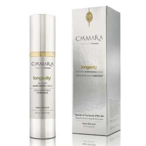 Casmara Longevity recovery moisturizing cream - Касмара Увлажняющий восстанавливающий крем, 50 мл