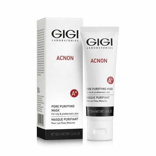 GIGI ACNON Pore purifying mask Маска Акнон для глубокого очищения пор, 50 мл