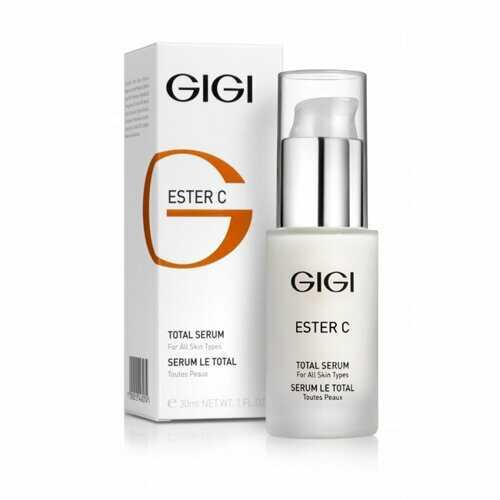 GIGI ESTER C Total Serum Сыворотка с витамином С и эффектом осветления кожи, 30 мл