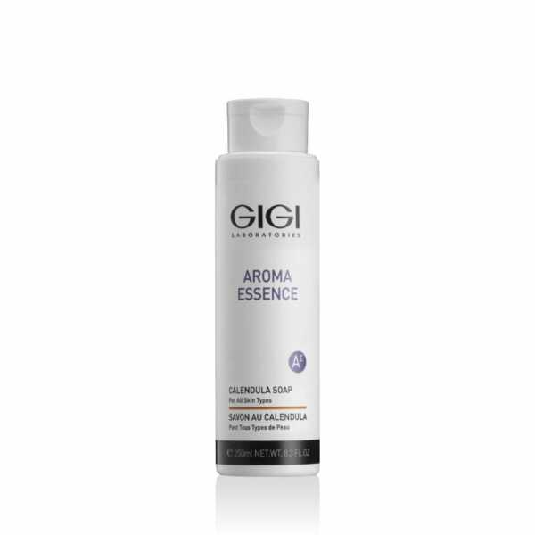 GIGI AROMA ESSENCE Soap Calendula for all skin Мыло Календула для всех типов кожи, 250 мл