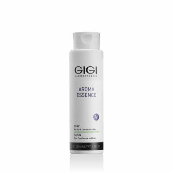 GIGI AROMA ESSENCE Soap for oily skin Мыло жидкое для комбинированной, жирной кожи, 250 мл
