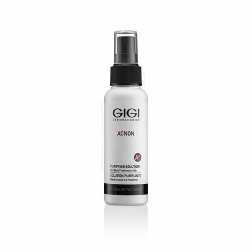 GIGI ACNON Purifying solution Эссенция-спрей Джи Джи Акнон для проблемной кожи, 100 мл